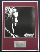 CHEMICAL BROTHERS - Framed LP Cover - DIG YOUR OWN HOLE